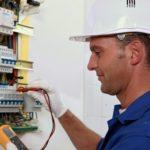 Electrician-testing-circuits